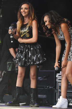 Leigh and Jade