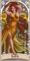 Leo        - astrology fan art