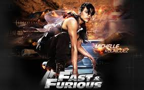 Letty in the Fast And Furious