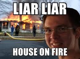 Liar Liar, house on moto