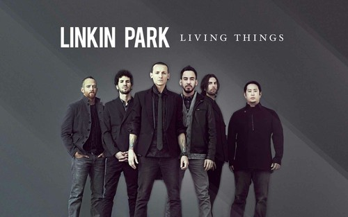 Linkin Park Hintergrund with a well dressed person and a business suit called Linkin Park