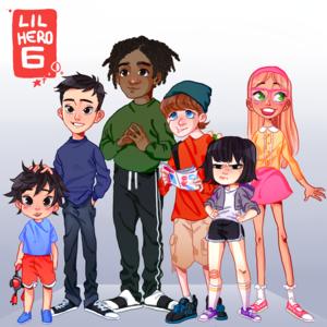 Little Big Hero 6