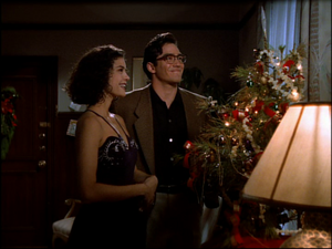 Lois and Clark-Christmas time