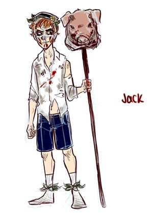Lord Of The Flies Jack Merridew drawing
