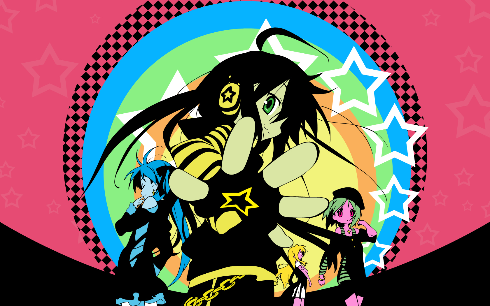 lucky star images lucky star hd wallpaper and background photos