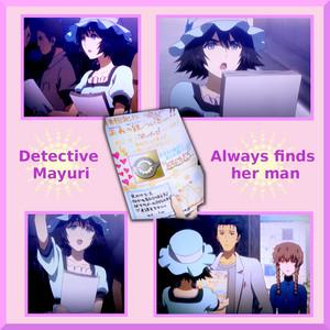 Detective Mayuri