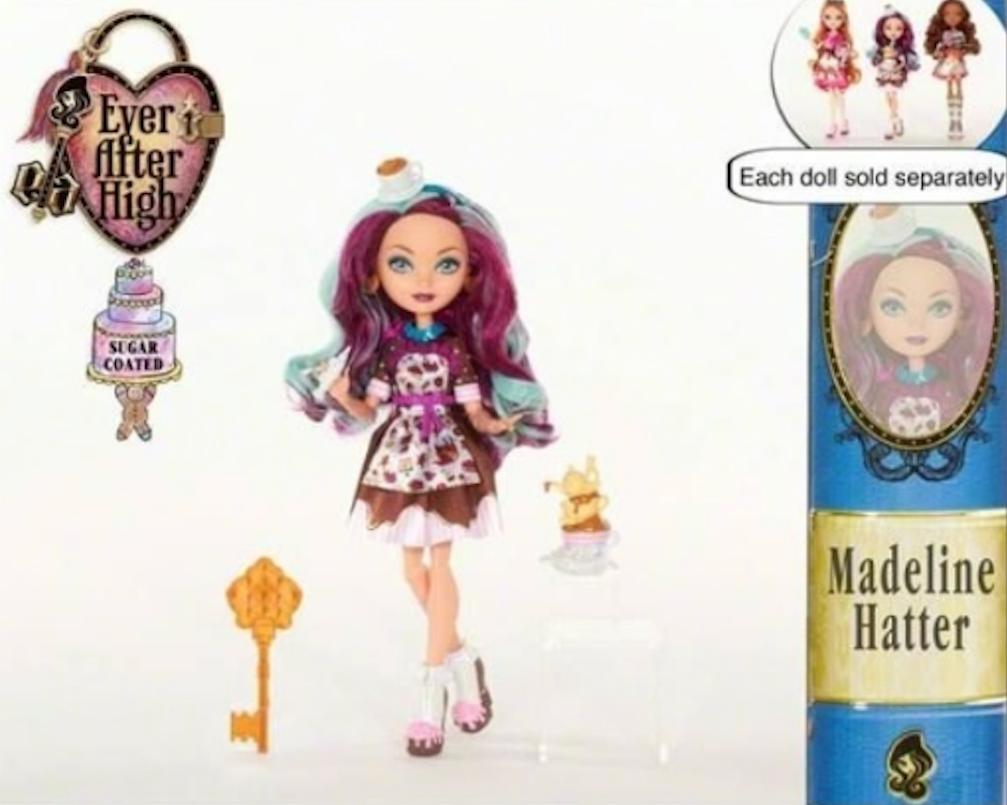 Madeline Hatter Sugar Coated 2015