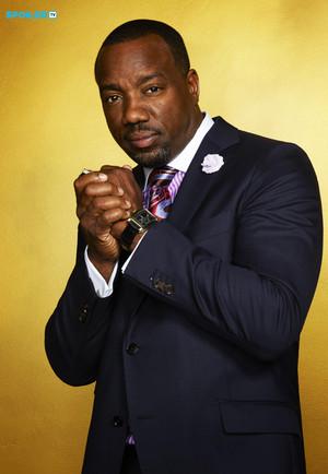 Malik Yoba as Vernon Turner