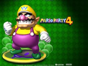 Mario Party 4 Background