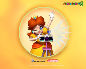 Mario Party 6 Backgrounds