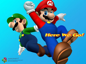 Mario Party 7 Background