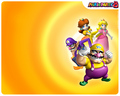 Mario Party 8 Background
