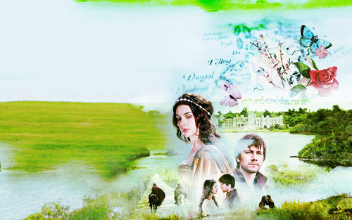 Reign [TV Show] wallpaper containing a bouquet titled Mary and Bash