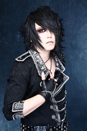 Jupiter (Band) achtergrond probably containing a portrait titled Masashi