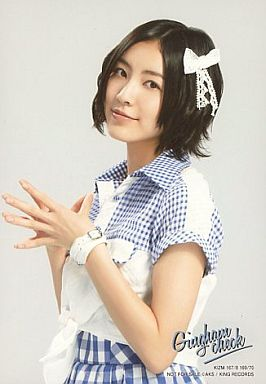 Matsui Jurina - Gingham Check