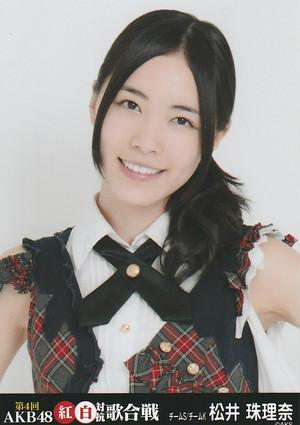 Matsui Jurina Kohaku Uta Gassen 2014