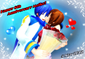 Meiko anniversary