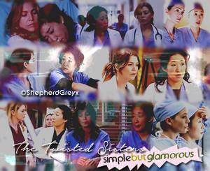 Meredith and Cristina ترمیم