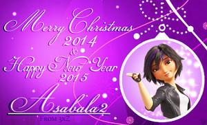 Merry Christmas 2014 & Happy New jaar 2015 Asabala2!