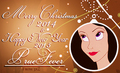 Merry Christmas 2014 & Happy New Year 2015 PrueFever! - christmas photo
