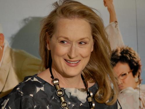 Meryl Streep wallpaper containing a portrait entitled Meryl Streep