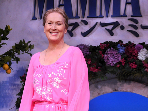 Meryl Streep wallpaper entitled Meryl Streep