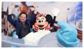 Michael J Fox {voice of Milo from Atlantis the Lost Empire} at Disneyworld - disney photo