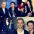 Michael & James ☆ - james-mcavoy-and-michael-fassbender fan art