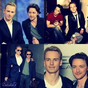 Michael & James ☆