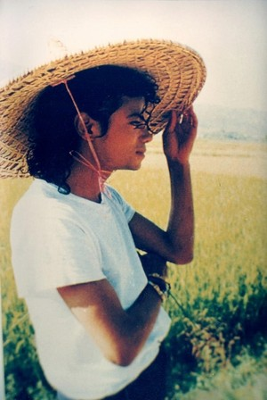 Michael in China
