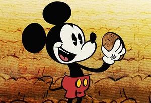 Mickey マウス (2013) shorts