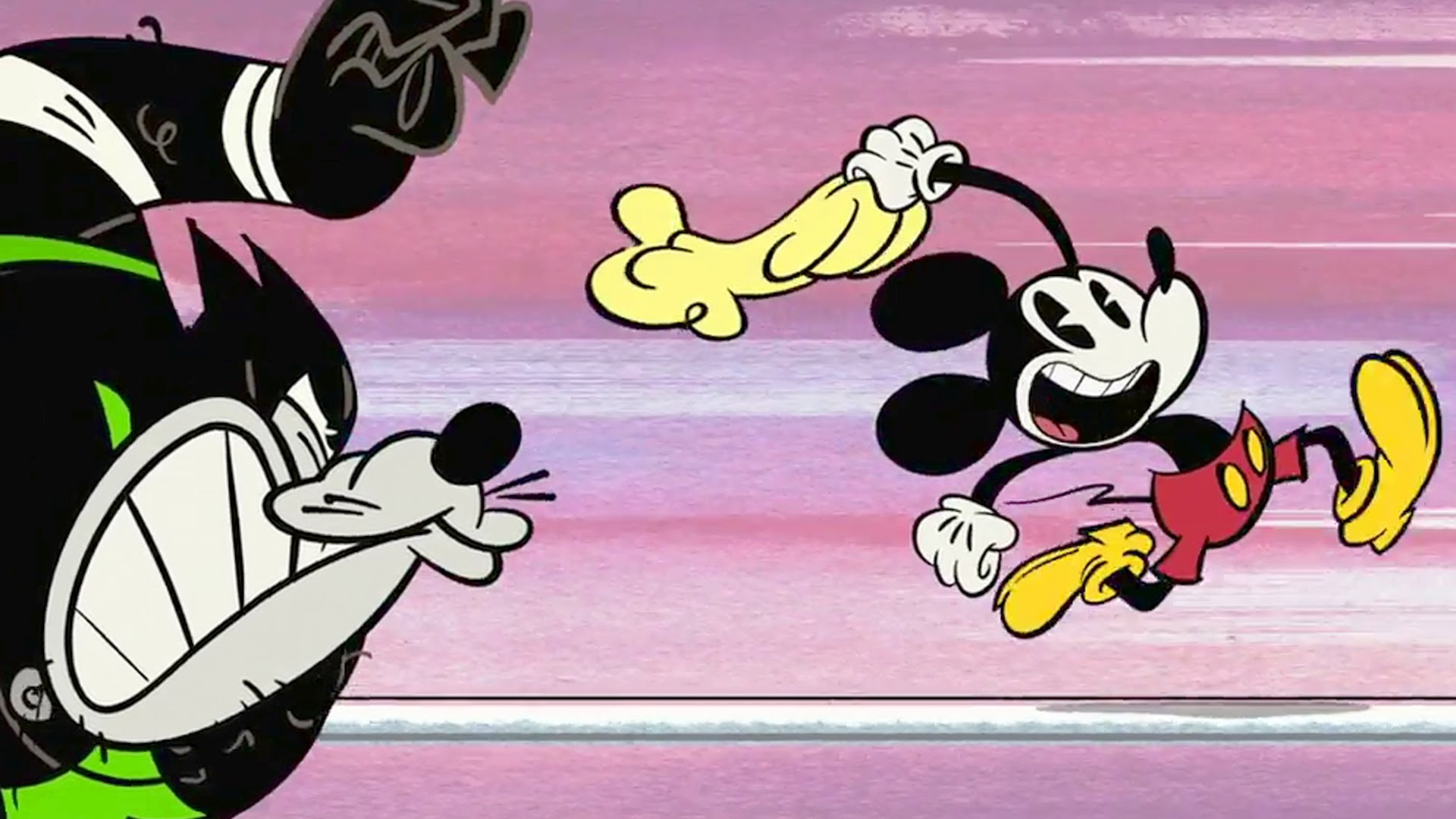 Mickey Mouse (2013) shorts