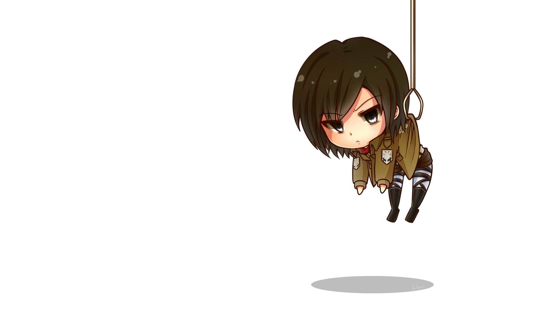 Mikasa Ackerman Shingeki No Kyojin Attack On Titan Photo