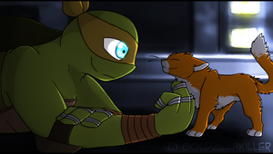 Mikey and Klunk