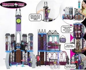 Monster High House 2015