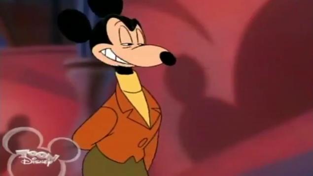 Mortimer Mouse