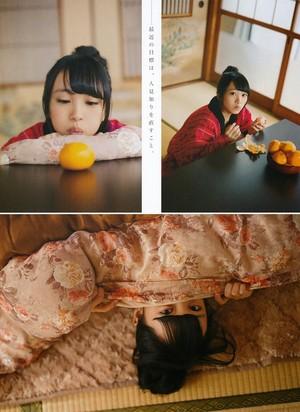 """Mukaichi Mion """"Munasawagi no Aki Gashuku"""" on Entame Magazine"""