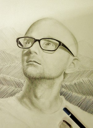 My Drawing of Moby