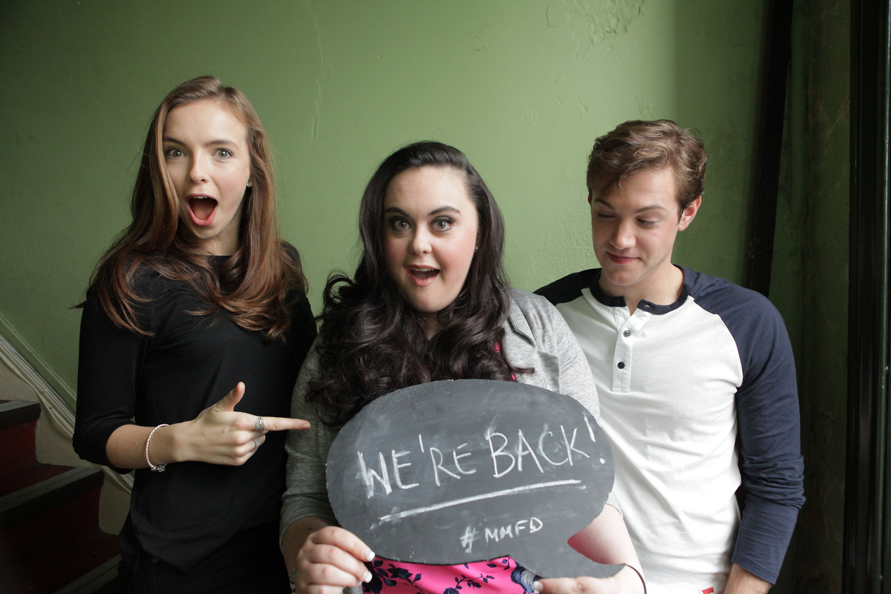 My Mad Fat Diary Cast