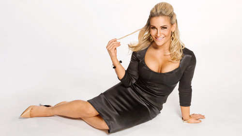 wwe divas fondo de pantalla with a cóctel, coctel dress titled Natalya's favorito! Dress