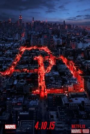 Netflix's Daredevil Series Poster
