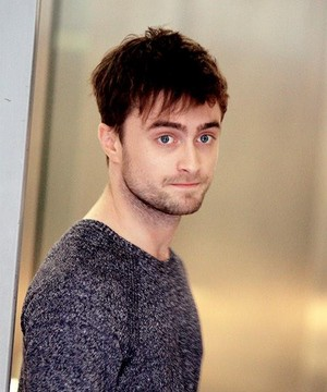 New Unreleased pic of Daniel Radcliffe (Fb.com/DanielJacobRadcliffefanClub)
