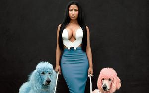 Nicki Minaj for GQ 2014