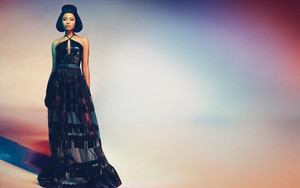 Nicki Minaj for Roberto Cavalli