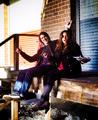 Nina and Steven  - the-vampire-diaries-tv-show photo