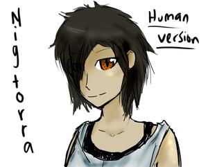 Nora(Nigtorra human)