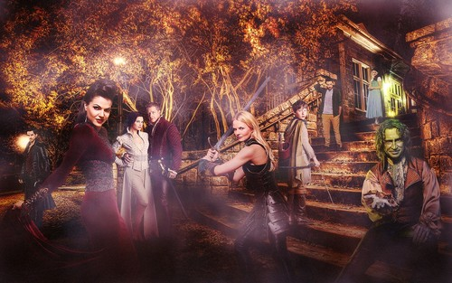 Once Upon A Time wallpaper probably with a concert titled OUAT