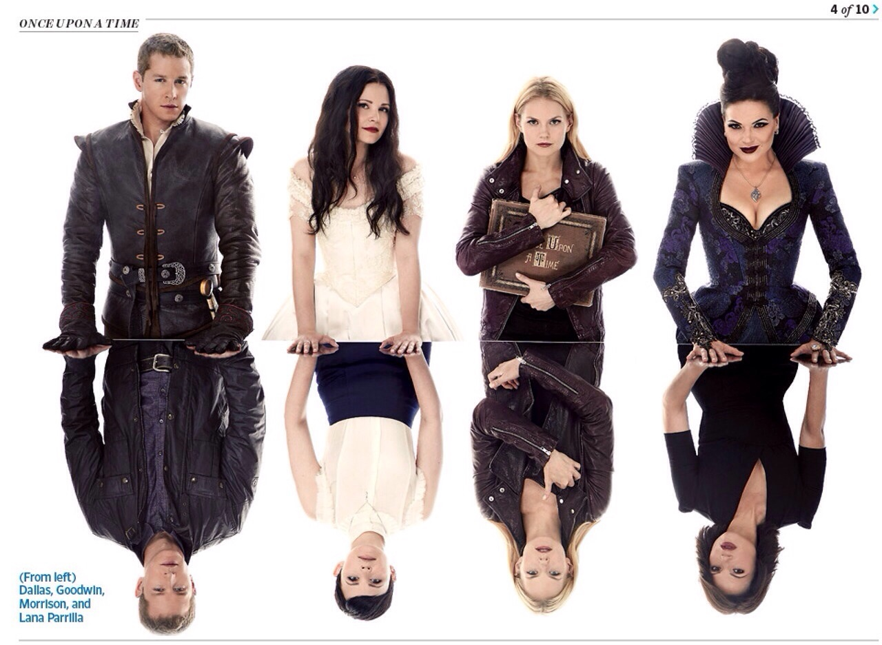 OUaT Cast and Characters