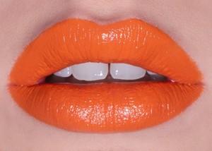 оранжевый Lips
