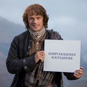 Outlander Happy Holidays Greetings